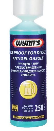 Ice Proof Diesel 250ml