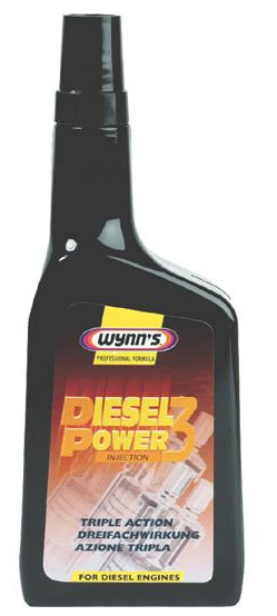 Diesel Power 3 500ml