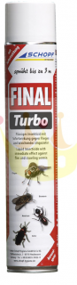 Final Turbo Fly Spray